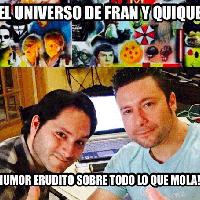 Logo El Universo de Fran y Quique