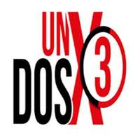 Logo Un Dos X 3