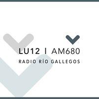 LU12 Rio Gallegos AM 680.0 | Escucha en vivo o diferido | RadioCut Argentina