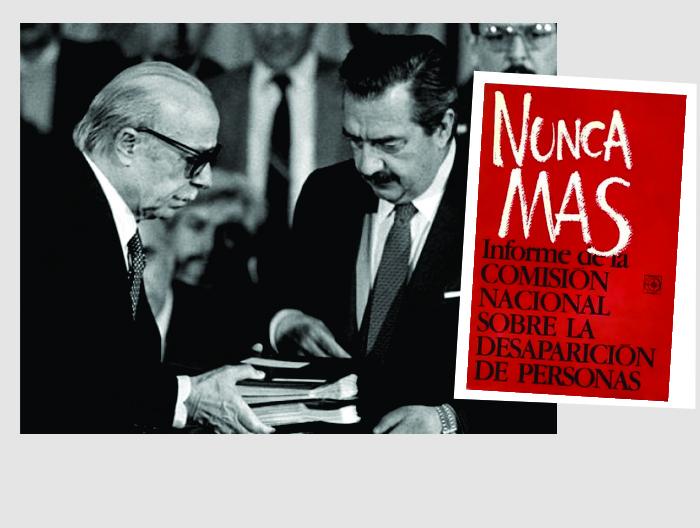 Un 15 de diciembre de 1983 se crea la CONADEP | RadioCut Argentina