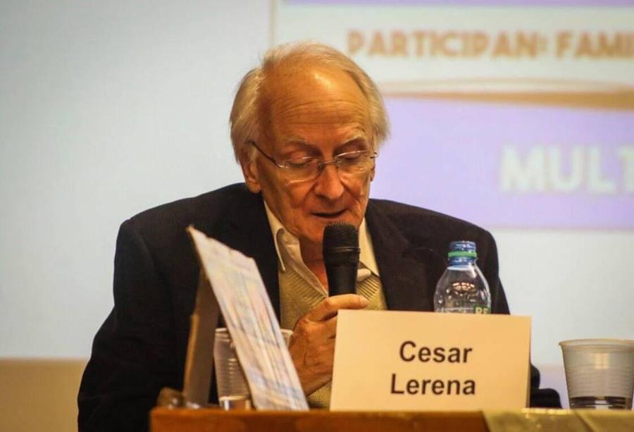 Cesar Lerena: La Pesca es una herramienta extraordinaria para mejorar respecto a la ocupación británica en el Atlántico Sur
